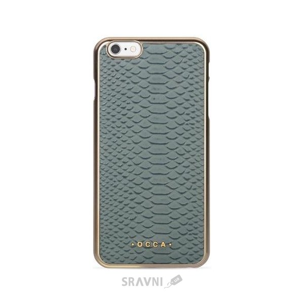 Фото Occa Wild Collection for iPhone 6/6S Grey (OCC-503451)
