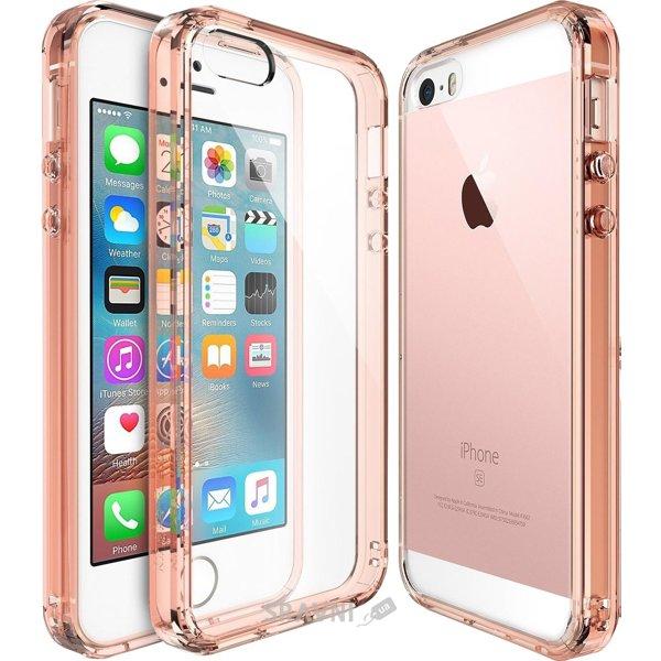 Фото Ringke Fusion iPhone SE/5S/5 Rose Gold (822464)