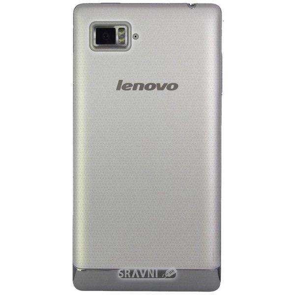 Фото GlobalCase Lenovo K910 Clear (1283126460951) TPU Extra Slim