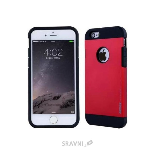 Фото Remax Quichen iPhone 6 Red