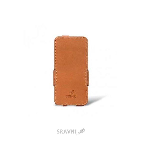Фото Stenk Чехол-флип Prime для Sony Xperia C3 Camel