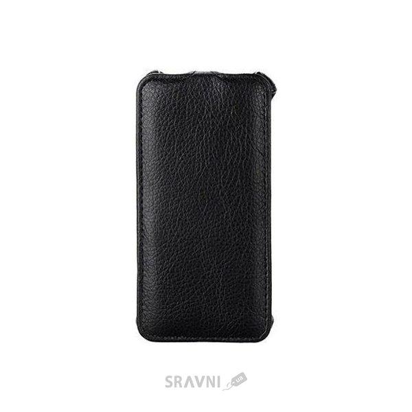 Фото Vellini Lux-flip Samsung Galaxy S5 Mini G800 Black (218630)