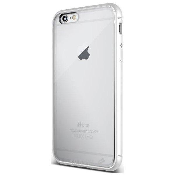Фото Verus Crystal Mixx Bumber case for iPhone 6 Plus/6S Plus White