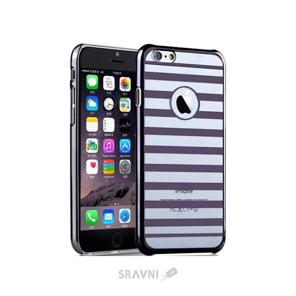 Фото Vouni Trendy Case для iPhone 6/6s Plus Black