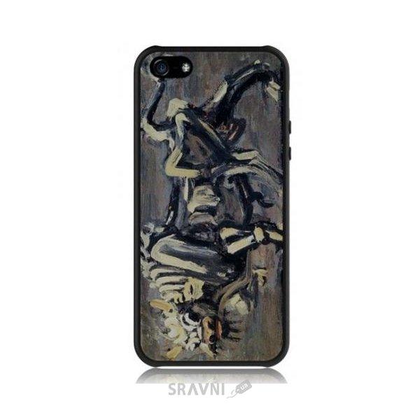 Фото Araree AMY Arts for iPhone 5/5S Bull
