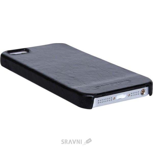 Фото Borofone General back cover for iPhone 5 BI-BL010 Black