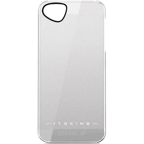 Фото Itskins The Ghost for iPhone 5/5S White (APH5-TNGST-WITE)