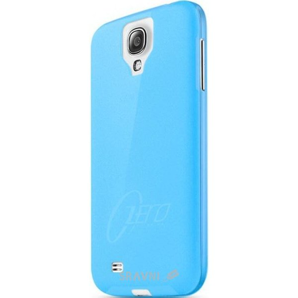 Фото Itskins Zero.3 for Galaxy S4 Blue (SGS4-ZERO3-BLUE)