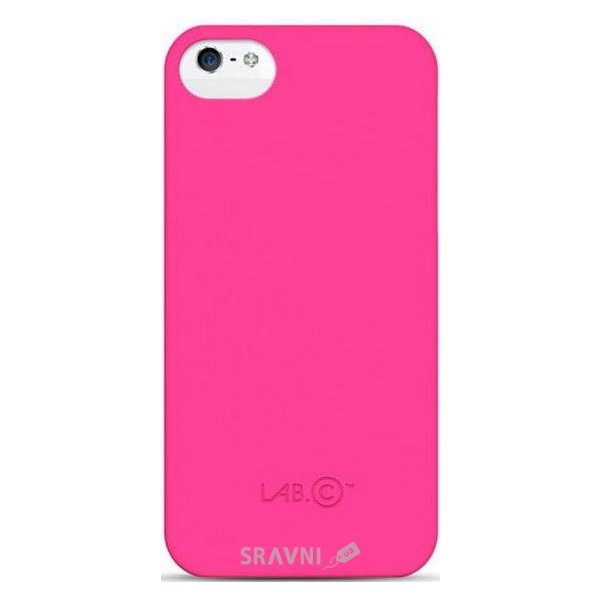 Фото LAB.C 7 Days Color Case for iPhone 5 Hot Pink (LABC-104-HP)
