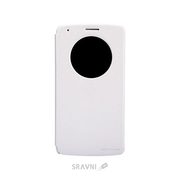 Фото Nillkin Spark Series for LG G3 (White)