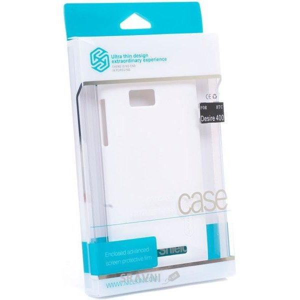 Фото Nillkin Super Frosted Shield for HTC Desire 400 (White)