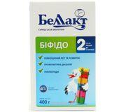 Фото Беллакт Молочная смесь Бифидо 2, 6-12 мес., 400 г