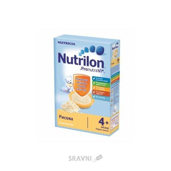 Фото Nutricia Молочная каша Nutrilon рисовая 225 г