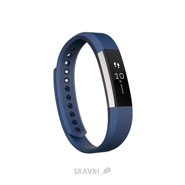Фото Fitbit Alta Large (Blue)