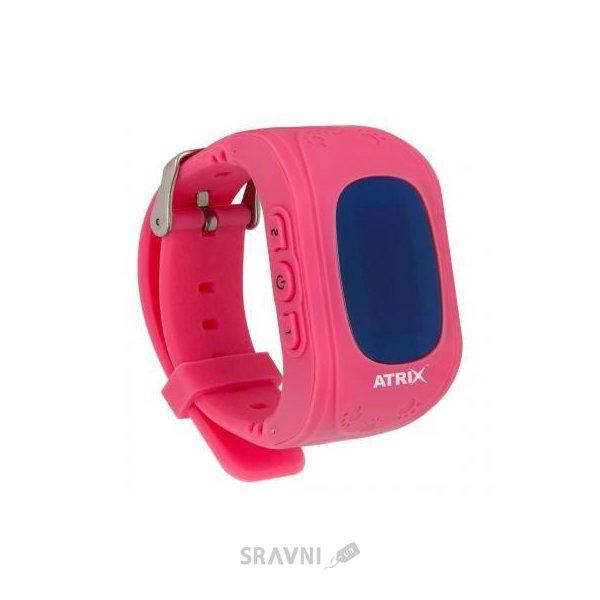 Фото Atrix Smart watch iQ300 GPS (Pink)