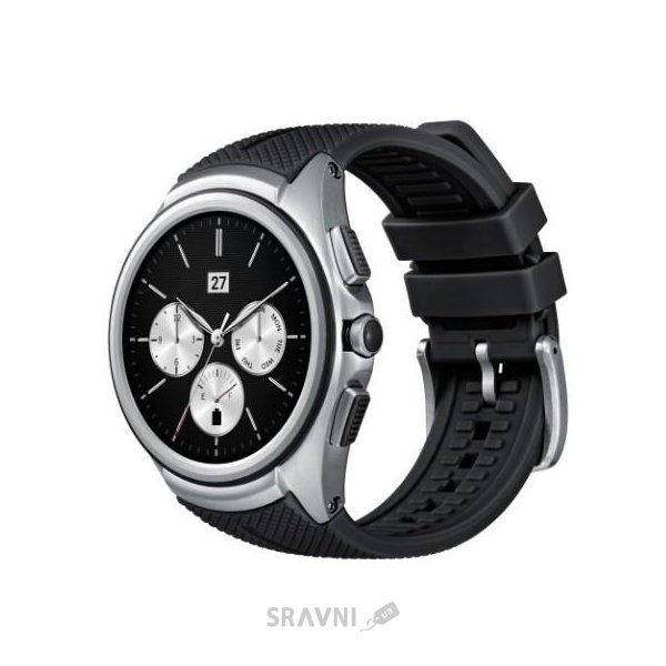 Фото LG Watch Urbane 2nd Edition (Space Black)