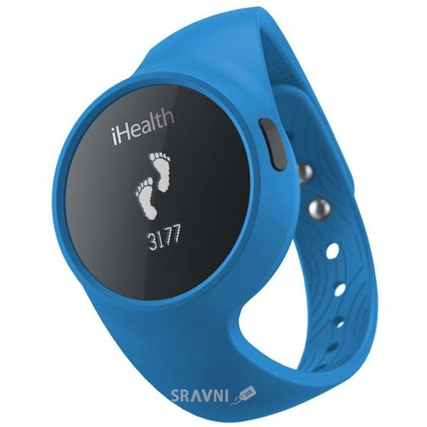 Фото iHealth Wireless Activity and Sleep Tracker (AM3)