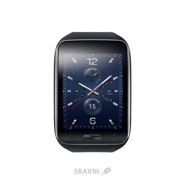 Фото Samsung Gear S (Black)