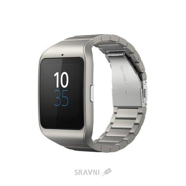 Фото Sony SmartWatch 3 SWR50 (Silver)