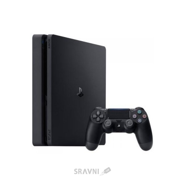 Фото Sony PlayStation 4 Slim 500Gb