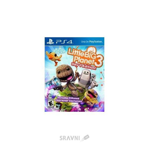 Фото LittleBigPlanet 3 (PS4)