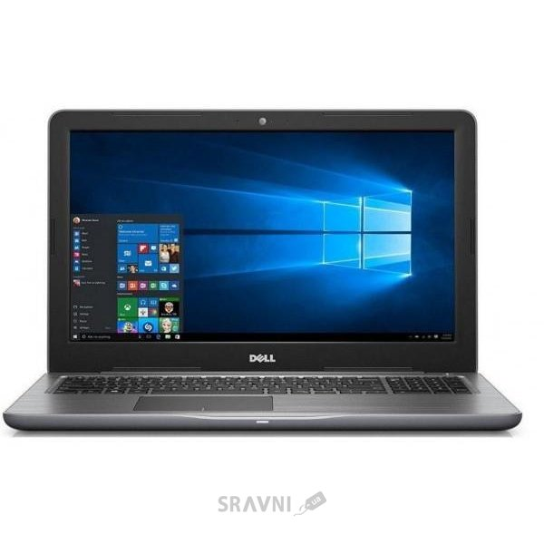 Фото Dell Inspiron 5567 (I555810DDL-50S)