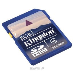 Kingston SD4-8GB