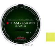 Фото Dragon Team Braid Yellow (0.14mm 135m 12.70kg)