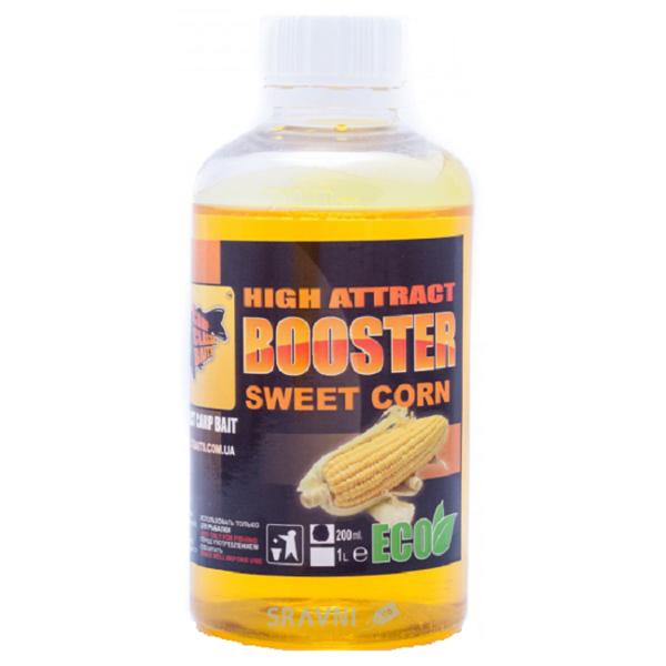 Фото Carp Classic Baits Бустер High-Attract Booster «Sweetcorn» 200ml