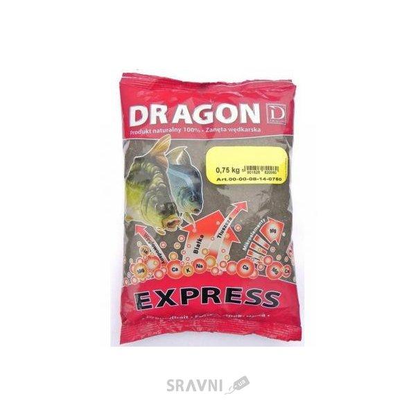 Фото Dragon Прикормка Express зимняя Лещ 0,75kg