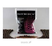 Фото Sticky Baits Бойлы Bloodworm Shelf Life 20mm 1.0kg