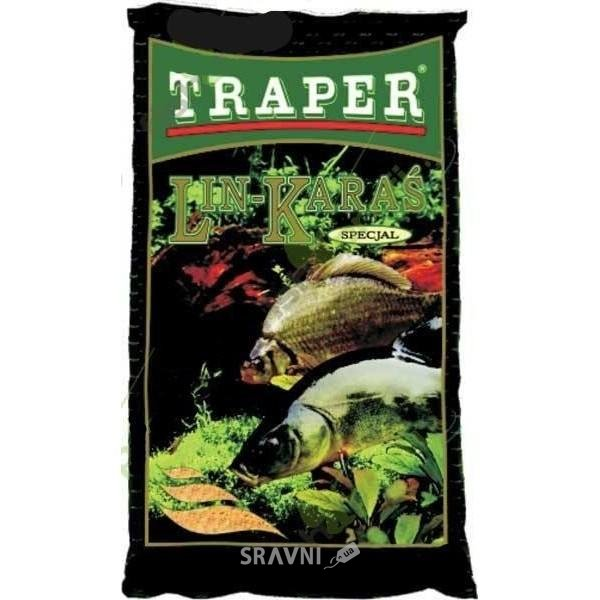 прикормка traper карась линь