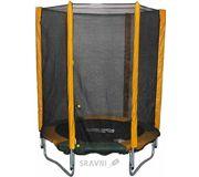 Фото KIDIGO Батут 140 см с защитной сеткой