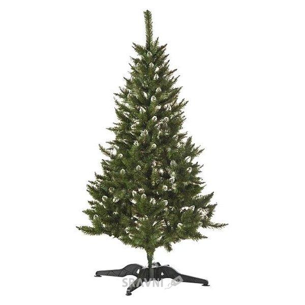 Фото Елки Иголки Европейская Рождественская белая 2,30 м (E70423)