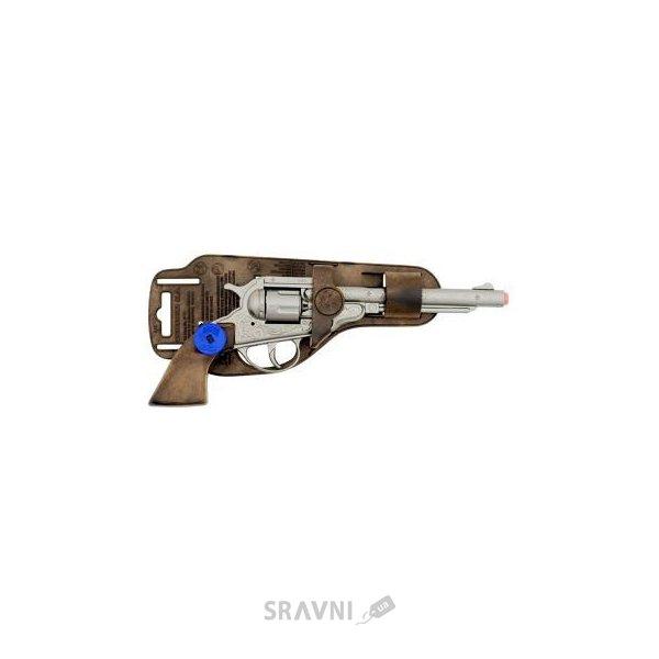 Фото GONHER Револьвер ковбойский 8-зарядный (3088/0)