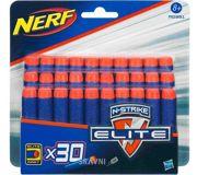 Фото Hasbro Nerf Комплект из 30 стрел для бластеров (A0351)
