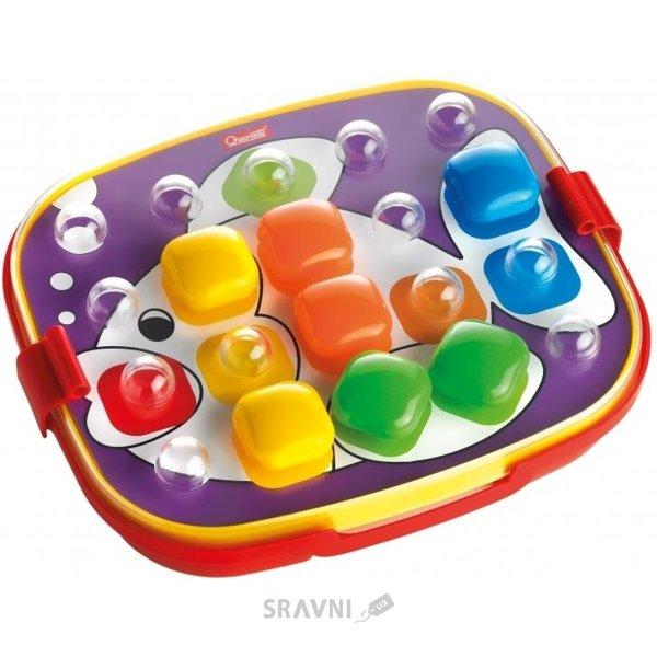 Фото Quercetti FantaColor Baby Bottoni quadrati (4414)