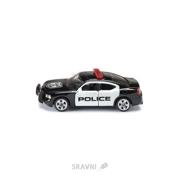 Фото Siku Автомобиль патрульный США (1404)