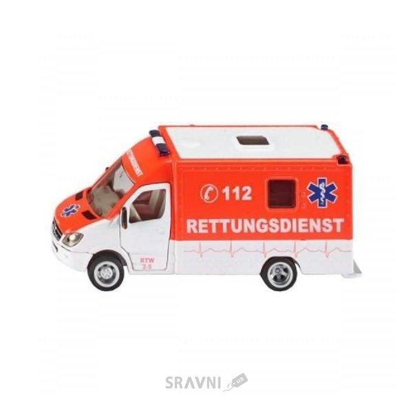 Фото Siku Микроавтобус скорая помощь St. John (2108)