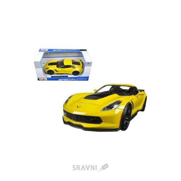 Фото Maisto Chevrolet Corvette Z06 2015 (31133)