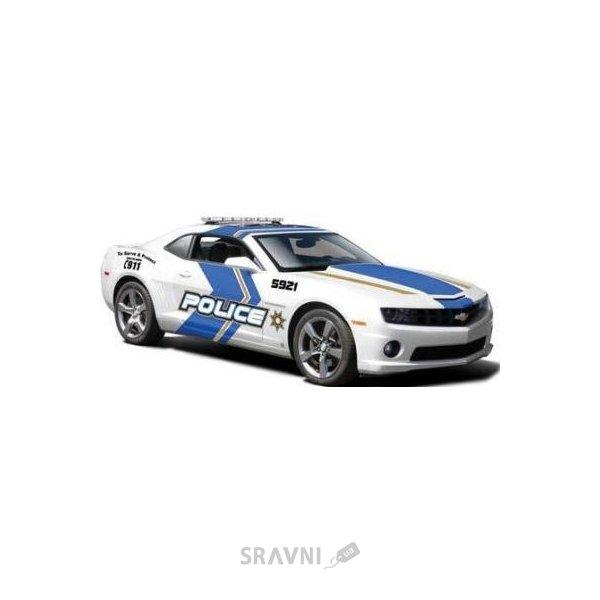Фото Maisto 2010 Chevrolet Camaro SS RS Police (31208)