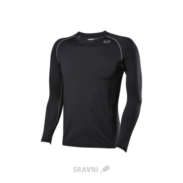 Фото FOX Термофутболка Frequency LS Base Layer