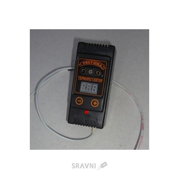 Фото Рябушка Терморегулятор для инкубатора цифровой