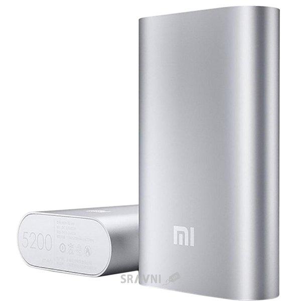 Фото Xiaomi Power Bank 5200 mAh (NDY-02-AH) Silver
