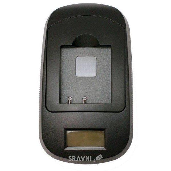 Фото ExtraDigital Зарядное устройство для Kodak KLIC-7003 (LCD) - DV0LCD3028
