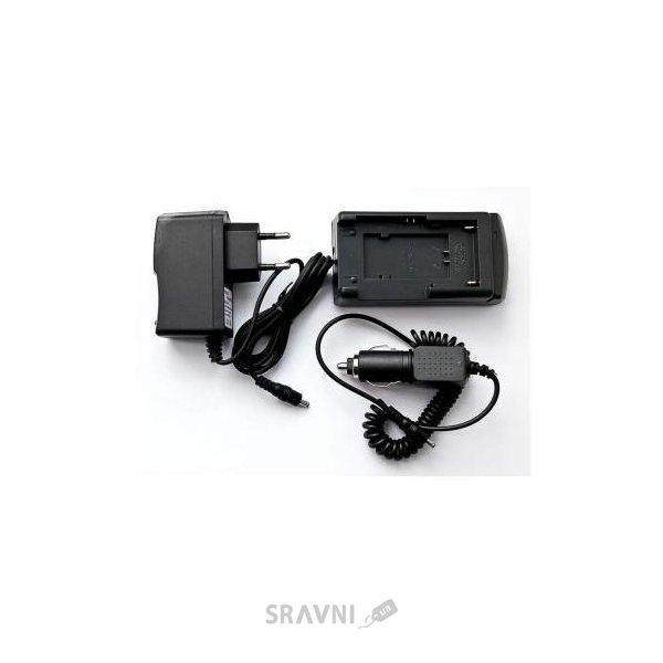 Фото PowerPlant Универсальное з/у для SLB-07A (DV00DV2251)