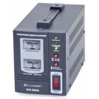 Цены на Luxeon LUXEON AVR-500 VA Cтабилизатор LUXEON AVR-500VA. Номинальная мощность: 350Вт, 160~270V AC 50/60Hz. Релейный тип. Квадратный трансформатор. Защита от короткого замыкания, повышенного и пониженного напряжения. Цифровой индикатор выходного напряжения., фото