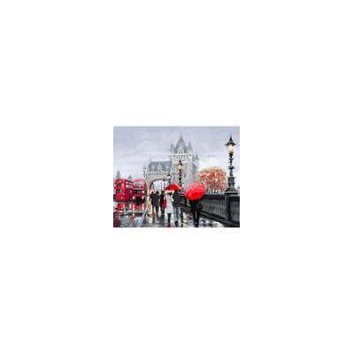 Фото 1 Вересня VP552 Осень в Лондоне 40 х 50 см