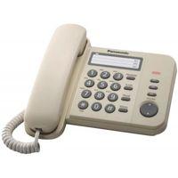 Цены на Телефон Panasonic KX-TS2352UAJ Beige PANASONIC, фото