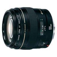 Цены на Объектив Canon EF 100mm f/2.0 USM (2518A012) CANON А также в подарок: сертификат на 1000 гривен + ваучер в Irista 50Гб!, фото